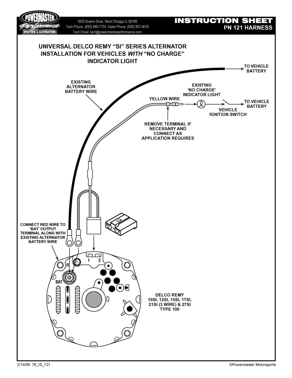 Denso 3 Wire Alternator Diagram - Wiring DiagramWiring Diagram
