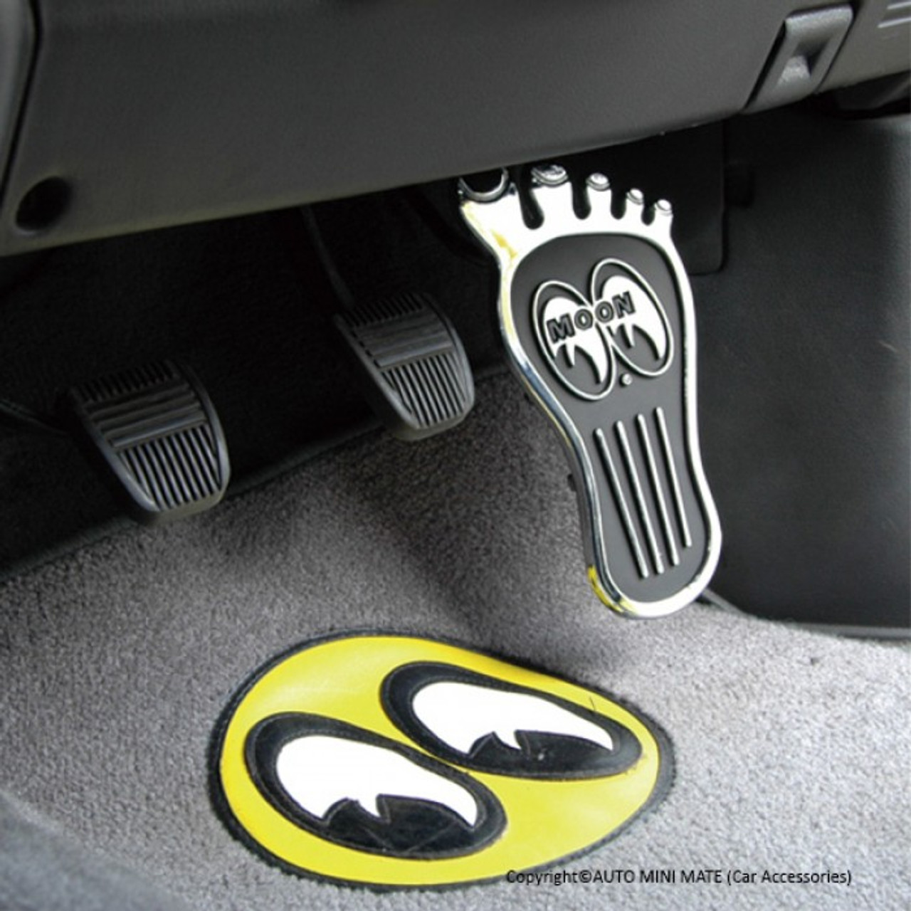 Barefoot Gas Pedal Cover