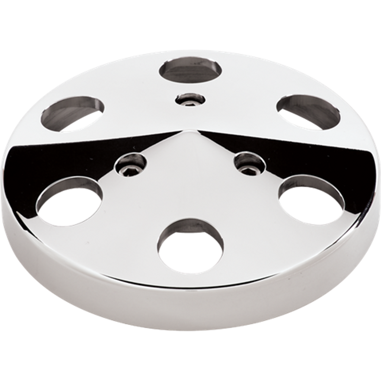 Billet Specialties A/C Compressor Clutch Cover - Sanden 508