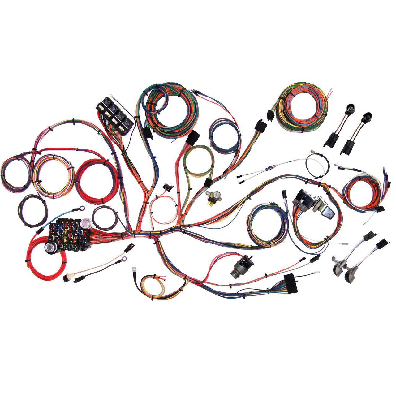 American Auto Wire Diagram