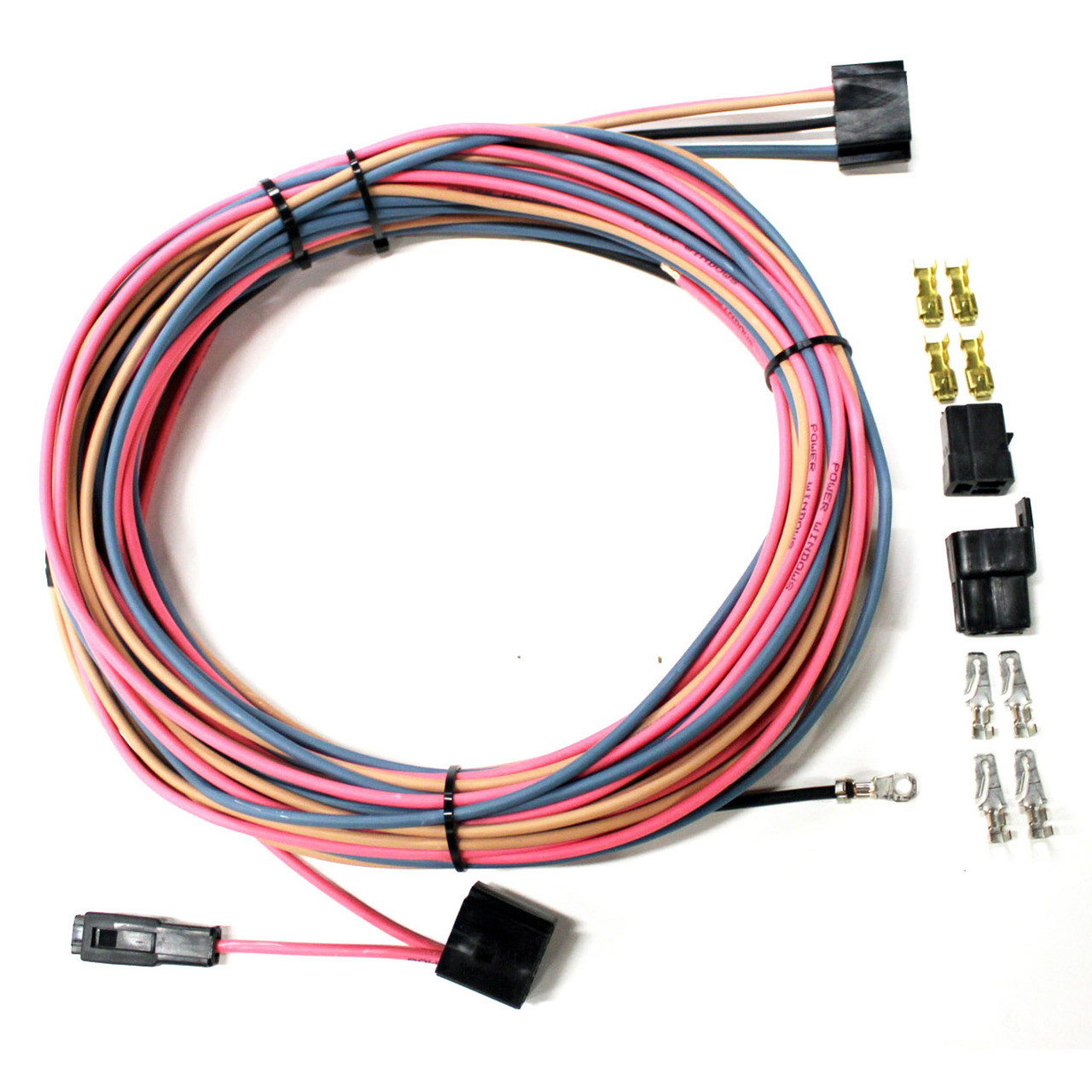 1970 Ford Mustang Wire Harness Complete Wiring Harness Kit 1970