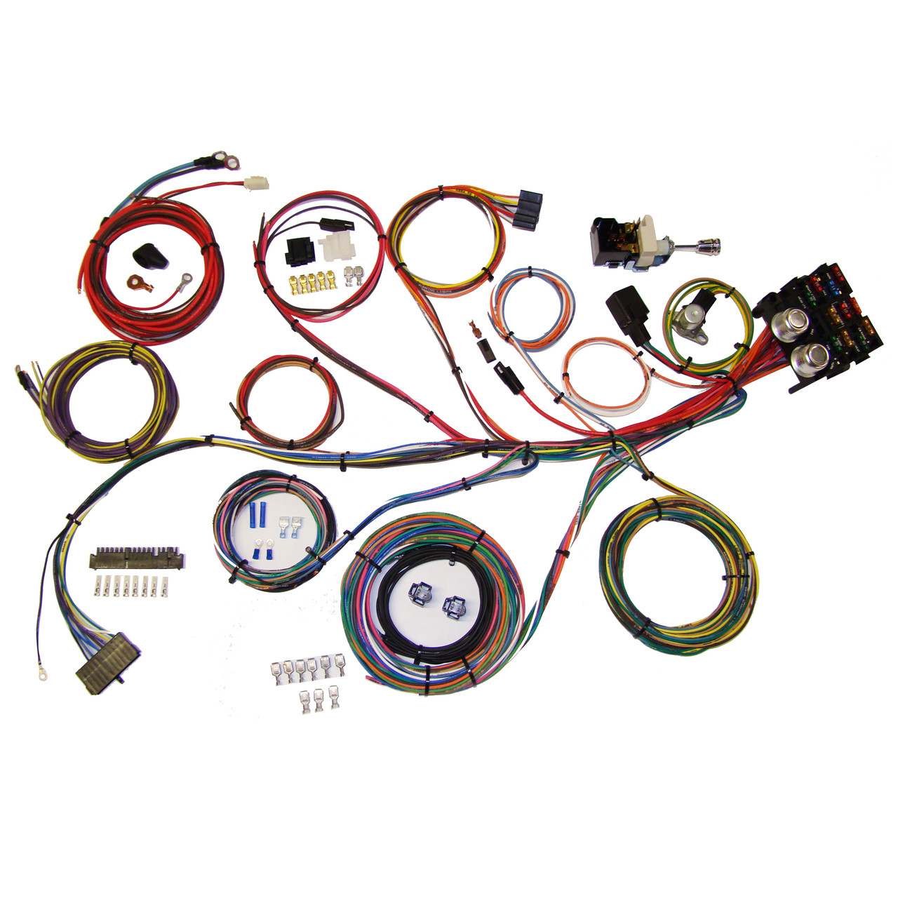 American Autowire Power Plus 13 Wiring Kit on