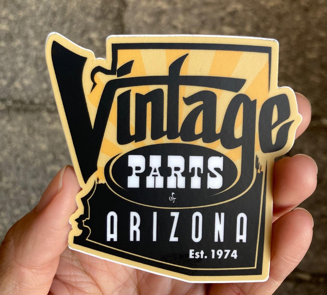 Vintage Parts of Arizona LOGO Sticker
