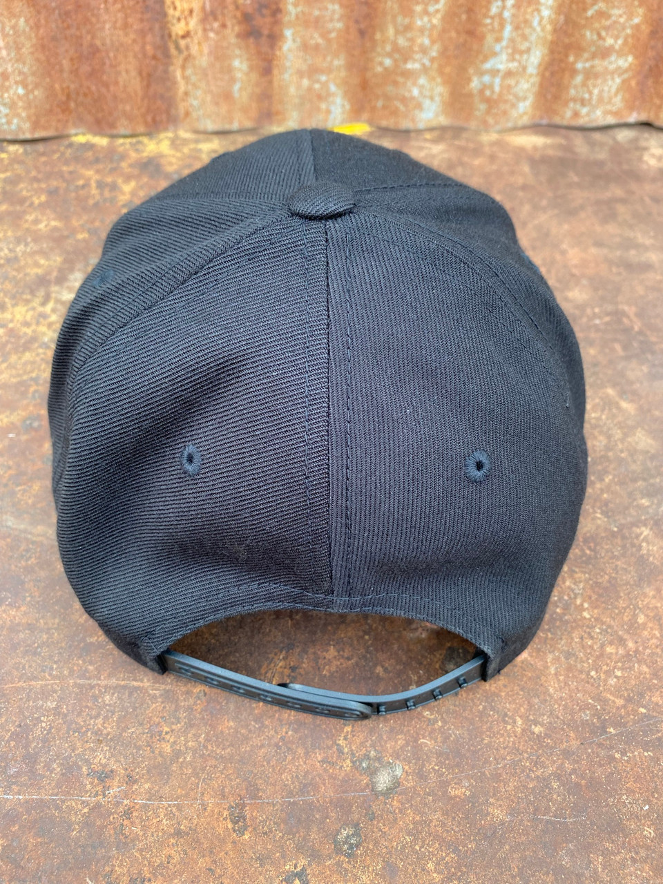 Top/Back View snapback