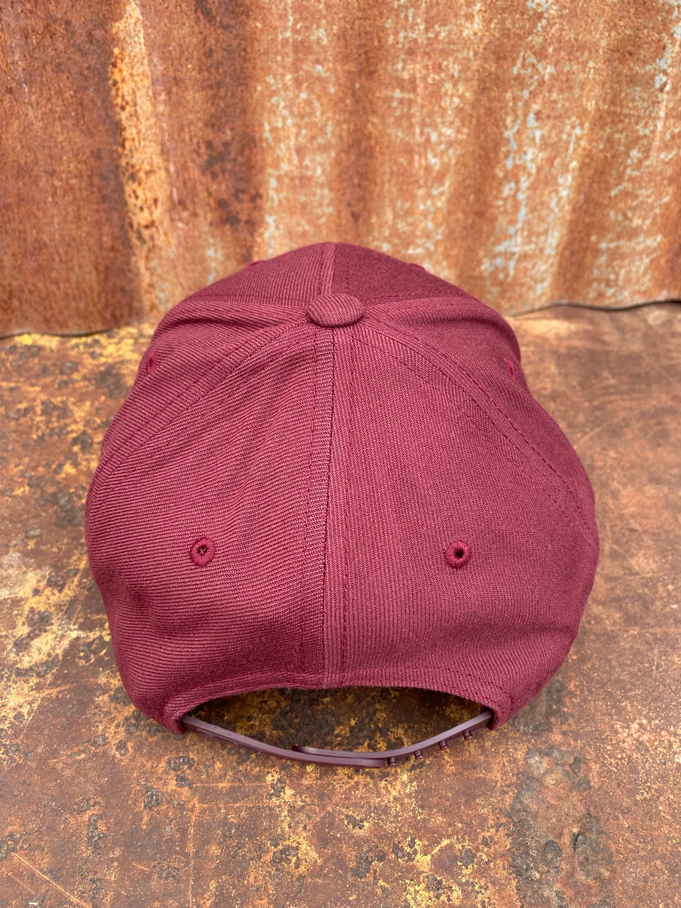 Top/Back View Snap Back