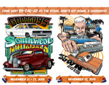 Come visit SO-CAL-AZ at the store, Dino's Git-Down, & Goodguys!