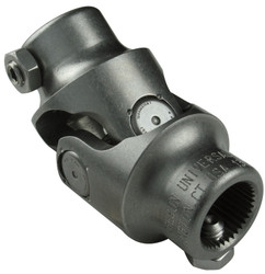 Borgeson 3/4 DD X 3/4 DD Steering U-Joint, Stainless Steel