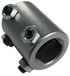 Borgeson 1DD X 3/4DD Steering Coupler