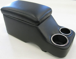1967-1981 Camaro Center Console - HumpHugger, Black