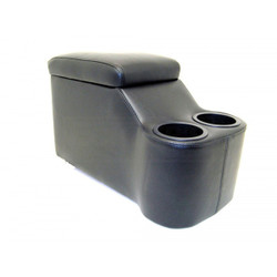 Universal Ford/GM Fullsize Car Center Console - HumpHugger, Black