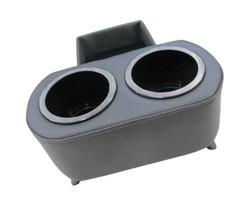 Universal Floor Console - Shorty Drinkster, Graphite