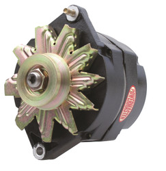 Powermaster GM 1-Wire 150 Amp Alternator, Black