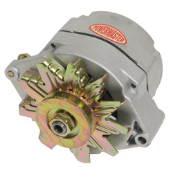 Powermaster GM 1-Wire 100 Amp Alternator, Plain