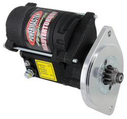 Powermaster MasterTorque Ford 289/302/351C/351W Mini Starter, Black