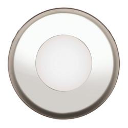 GT Performance Gasser/Euro Plain Horn Button, Polished
