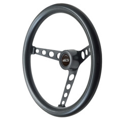 GT Performance GT3 Classic Hole Spokes Foam Wheel, Black