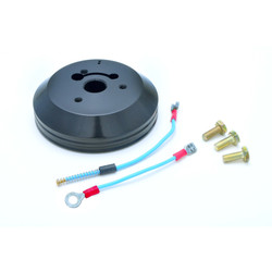 GT Performance GT3 69-94 GM Late Models Installation Hub, Black Anodized