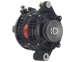 Powermaster GM 1-Wire 175 Amp Alternator, Black