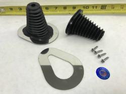 Brake/Clutch Firewall Rubber Boot Seal