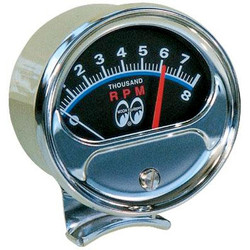 Mooneyes Half-Sweep Tachometer