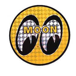 Mooneyes PrisMoons Decal