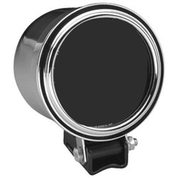 "Mooneyes Gauge Mounting Cup 3.375"", Chrome"