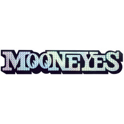 Mooneyes Large Prism Decal