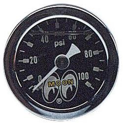 Mooneyes Pressure Gauge 0-100 LBS