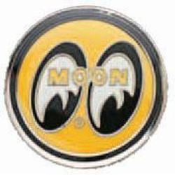 Mooneyes Logo Hat Pin