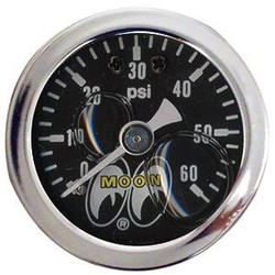 Mooneyes Gauge 0-60 LBS