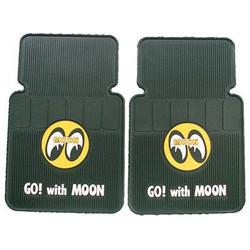 Mooneyes Go! With Moon Rubber Floor Mats