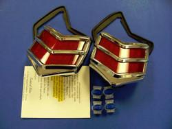 Technostalgia 1940 Ford LED Taillamp Kit