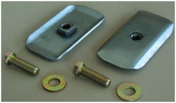 Seat Belt Anchor Plate Kit