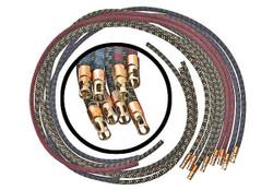 37-41 Ford V8 Spark Plug Wires