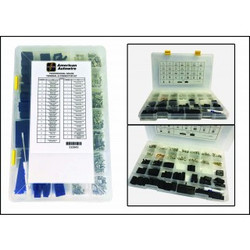 American Autowire Professional Grade Terminal & Connector Kit
