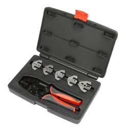 Pertronix Quick Change 6 Piece Rachet Crimp Tool Kit