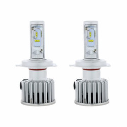 United Pacific High Power H4 LED Bulb w/ Fan