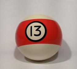 2-1/4 Billiard Shift Knob, #13