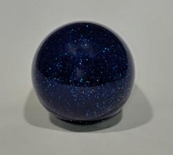 2-1/8 Sparkle Shift Knob, Blue