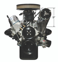 Vintage Air Small Block Ford Compressor Bracket