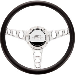 "Billet Specialties 14"" Outlaw Steering Wheel"