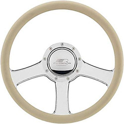 "Billet Specialties 14"" Anthem Steering Wheel"