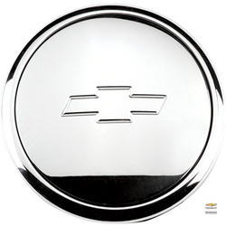 Billet Specialties Horn Button - Bowtie - Standard, Polished