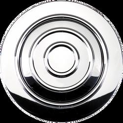 Billet Specialties Horn Button - Banjo - Large, Polished
