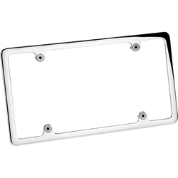 Billet Specialties License Plate Frame, Polished
