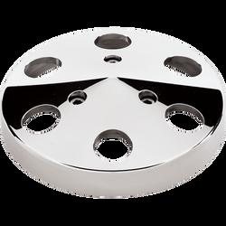 Billet Specialties A/C Compressor Clutch Cover - Sanden 508