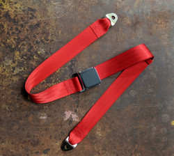 "Seatbelt Solutions 60"" Lap Belt w/ Lift Latch"
