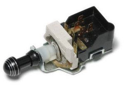 SO-CAL Speed Shop Headlight/Parking Lamp Switch, Forty, Black