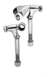 SO-CAL Speed Shop GT2 Adjustable Dead Perch Set, Polished