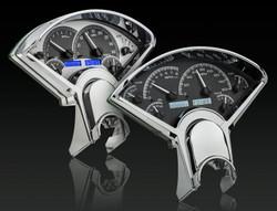 Dakota Digital 1955-1956 Chevy Car VHX Instrument System